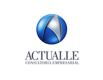 Actualle Logo Design