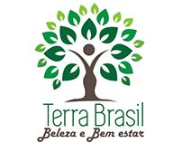 Identidade Visual Terra Brasil + campanha públicitária.