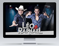 Projeto Site - Léo e Raphael
