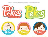 """Propuestas para """"Pekes"""", Boutique Infantil."""