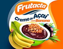 Açaí Brazil Frutacta Package Design