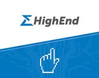 Website | HighEnd Automação