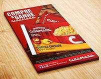 Cinemark - Campanha Compre & Ganhe