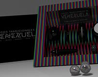 Juegos Tradicionales de Venezuela | Empaque