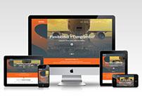 Página Web en Resposive Design