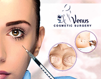 - Venus cosmetic surgery - Flyer.