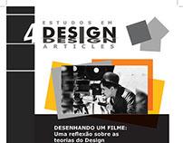 Estudos em Design (Indesign CS6)