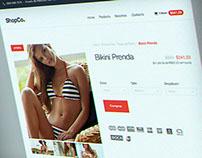 ShopCo -Ecommerce theme-