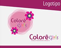 Logotipo Colorê