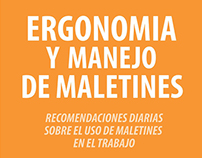 Folleto Ergonomia y Maletines