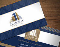 Business Card Creation | Classe A