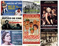 Nucleo de Cine- Publicaciones redes sociales