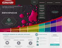 Propuesta de mejoras a sitio WEB Euroton