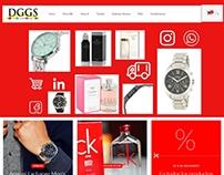 Diseño Web: DGGS