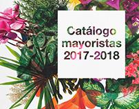 Catálogo de tarifas para Viveros Cambil, 2017