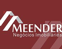 Logotipo - Meender