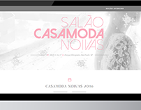 Site Casamoda Noivas