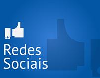Design: Redes Sociais - AR Live