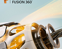 Work in Autodesk Fusión 360 CAD/CAM