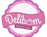 Logotipo - Delibom