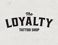 Loyalty Tattoo Shop • 2016