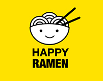 Happy Ramen website