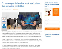 Artículo para Blog sobre Marketing