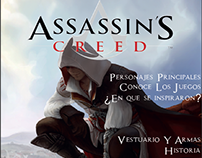 Assassin's Creed Magazine
