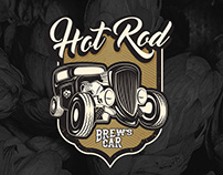 Hot Rod Brew's Car