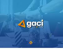 Gaci: Logo and Brand Identity Stylescape