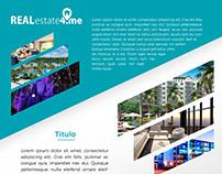 Conceito de marca RealEstate4me