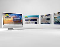 Diseño sitio web Playa Paradise
