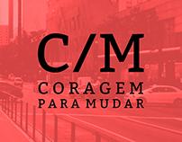 Logo Presentation | Coragem Para Mudar