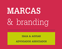 Branding - Isaia & Aguiar Advogados Associados