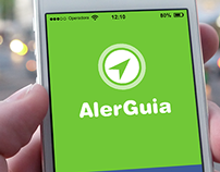 Design interface App Alerguia