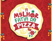 A Melhor Fatia da Pizza - InDesign