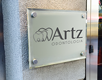 Artz Odontologia - Identidade visual