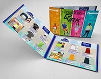 Catalogo de ropa Infantil (Romani Kids)
