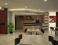 Design Hotel Belén - university project