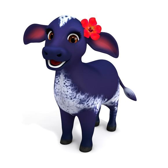 Mascota en 3D para tu Marca