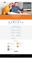 Site institucional em WordPress