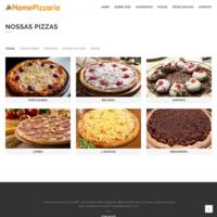 Site/Cardápio para sua Pizzaria