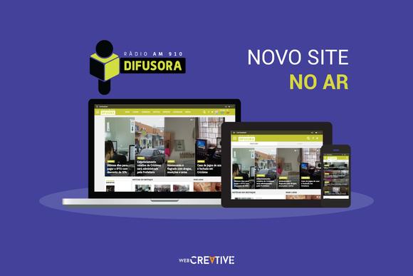Site Institucional no WordPress