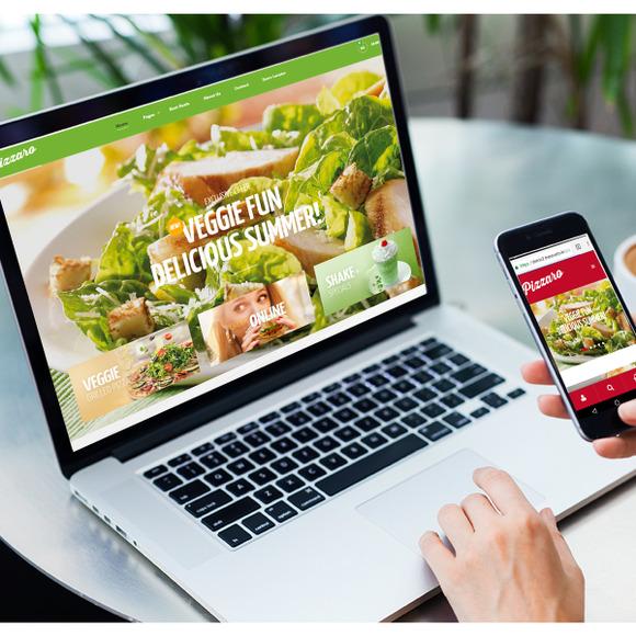 Tienda Virtual para FastFood (Ecommerce)