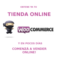 Tienda Online Woocommerce - Comenza a vender YA!