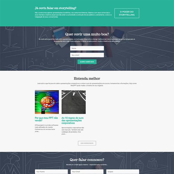 Site Wordpress fácil e rápido