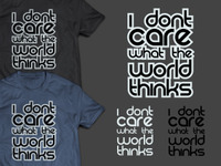 Diseño de Camisetas T-Shirt