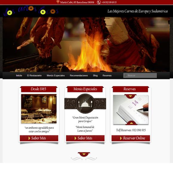 Tu Web con Wordpress 100% Adaptable