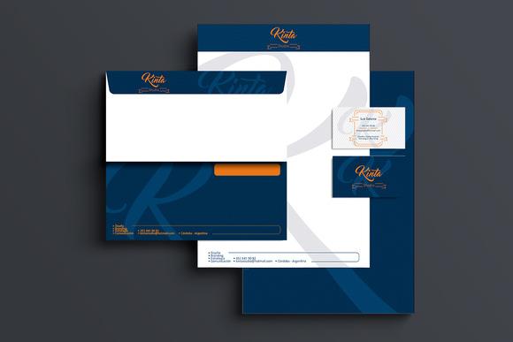 Diseño de Logo + imagen corporativa