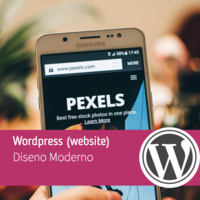 Website en Wordpress - Buyiyisoft